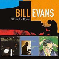 Bill Evans - 3 Essential Albums