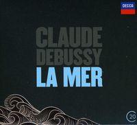 NEVILLE MARRINER - 20c: Debussy / La Mer