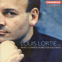 LOUIS LORTIE - Complete Works For Solo Piano