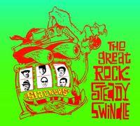 Slackers - Great Rock Steady Swindle [Digipak]