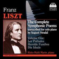 Risto-Matti Marin - Complete Symphonic Poems 1