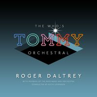 Roger Daltrey - The Who's 'Tommy' Orchestral [LP]