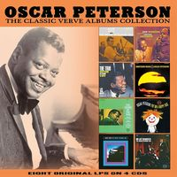 Oscar Peterson - Classic Verve Albums Collection