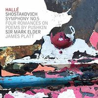 Hallé - Symphony 5 / Four Romances