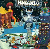 Funkadelic - Standing On The Verge Of Getting It On [Import]