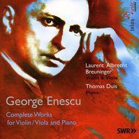 Laurent Albrecht Breuninger - Complete Works For Violin Viola & Piano