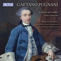 Roberto Noferini - Violin Concertos