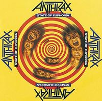 Anthrax - State Of Euphoria: 30th Anniversary Edition [Import]
