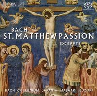 Various Artists - St Matthew Passion (Hybr) (Hlts)
