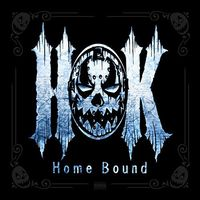 HOK - Home Bound [Blue/White Splatter LP]