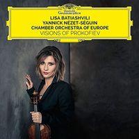 Lisa Batiashvili - Visions Of Prokofiev (Shm) (Jpn)