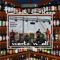 Black Sheep - Wrecking Reels/Warts 'N' All-D