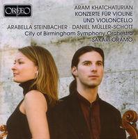 Dvorak/Szymanowski - Cto For Cello & Orchestra / Cto Violin & Orchestra