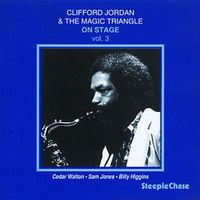 Clifford Jordan - On Stage 3