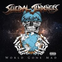 Suicidal Tendencies - World Gone Mad (Black Vinyl) (Ger)