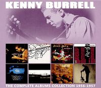 Kenny Burrell - Complete Albums Collection 1956-1957