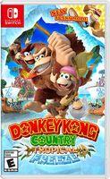 Swi Donkey Kong Country: Tropical Freeze - Donkey Kong Country: Tropical Freeze for Nintendo Switch