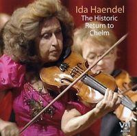 Ida Haendel - Historic Return to Chelm