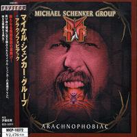 The Michael Schenker Group - Arachophobic