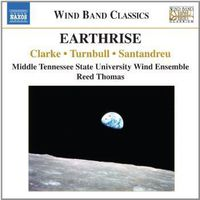 Middle Tennessee State University Wind Ensemble - Earthrise: Music for Wind Band