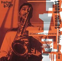 Sonny Rollins - Sonny Rollins With The Modern Jazz Quartet (Ltd)