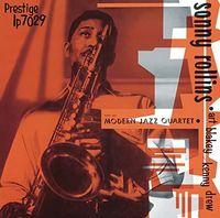 Sonny Rollins - Sonny Rollins With The Modern Jazz Quartet [Limited Edition]
