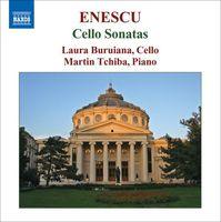 Laura Buruiana - Cello Sonatas
