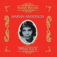Marian Anderson - Oratorios & Spirituals (1936-1946)