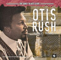 Otis Rush - Sonet Blues Story (Hol)