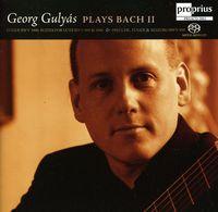 Georg Gulyas - Plays Bach 2