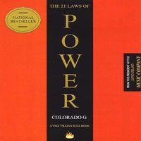 Colorado G - 21 Laws Of Power