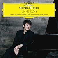 Seong Cho -Jin - Debussy (Images I & Ii: Suite Bergamasque)