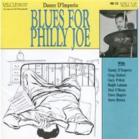 Danny D'Imperio - Blues for Philly Joe