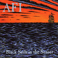 AFI - Black Sails In The Sunset [Limited Edition] [Colored Vinyl]