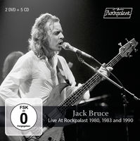 Jack Bruce - Live At Rockpalast 1980, 1983 And 1990