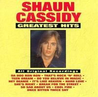 Shaun Cassidy - Greatest Hits