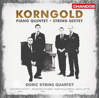 Doric String Quartet - Piano Quintet & String Sextet
