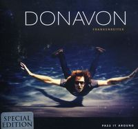 Donavon Frankenreiter - Pass It Around [Import]