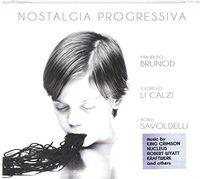 Maurizio Brunod - Nostalgia Progressiva