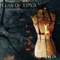 Clan Of Xymox - Matters Of Mind Body & Soul