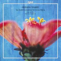 Federico Guglielmo - Six Violin Concertos for Anna Maria