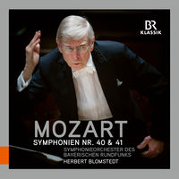 Mozart - Symphonies 40 & 41