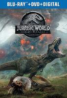 Jurassic Park [Movie] - Jurassic World: Fallen Kingdom
