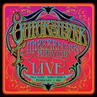 Quicksilver Messenger Service - Fillmore Auditorium - February 5, 1967