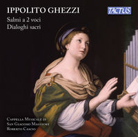 Cappella Musicale San Giacomo Maggiore - Salmi a Due Voci / Dialogi Sagri