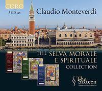 The Sixteen - The Selva Morale E Spirituale Collection