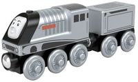 Thomas and Friends Wooden Railway - Fisher Price - Thomas and Friends Wooden Railway Spencer