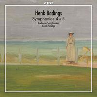 Bochumer Symphoniker - Henk Badings: Symphonies 4 & 5