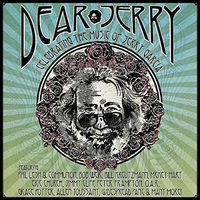 Jerry Garcia - Dear Jerry: Celebrating The Music Of Jerry Garcia [2CD/DVD]