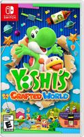 Swi Yoshi's Crafted World - Yoshi's Crafted World for Nintendo Switch